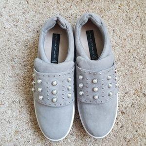 Grey Steven by steve madden sneakers deylin